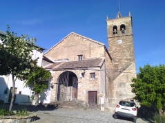 Iglesia entrada